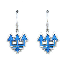 Load image into Gallery viewer, Blue Society Earrings - Badali Jewelry - Earrings