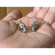 Load image into Gallery viewer, Bob The Skull - Badali Jewelry - Necklace
