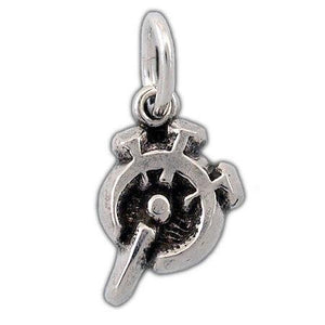 Brass Allomancer Charm - Badali Jewelry - Charm