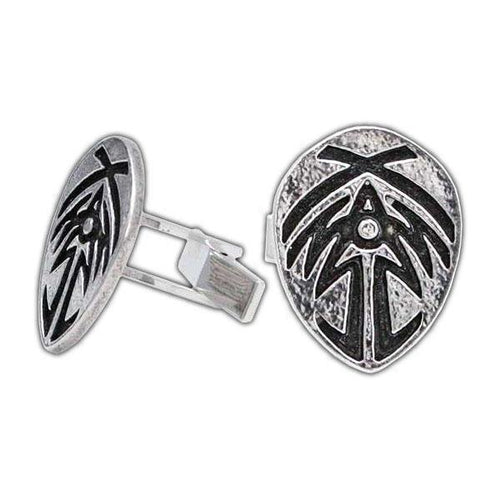 Bridge Four Badge Cufflinks - Badali Jewelry - Cufflinks