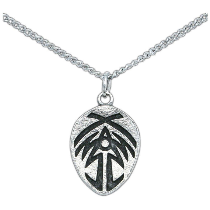 Bridge Four Badge - Silver - Badali Jewelry - Necklace
