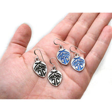 Load image into Gallery viewer, Bridge Four Earrings - Enameled Silver - Badali Jewelry - Earrings