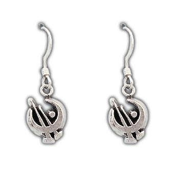 Bronze Allomancer Earrings - Badali Jewelry - Earrings