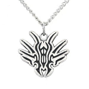 Chach Glyph Pendant - Badali Jewelry - Necklace