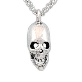 Clearance Pirate Skull Necklace - Badali Jewelry - Necklace