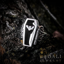 Load image into Gallery viewer, Coffin Ring - Badali Jewelry - Ring