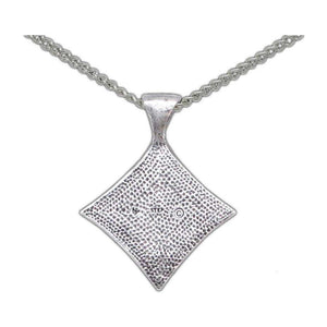 Cosmere Pendant - Enameled Silver - Badali Jewelry - Necklace