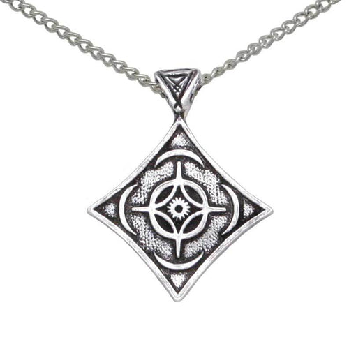 Cosmere Pendant - Silver - Badali Jewelry - Necklace