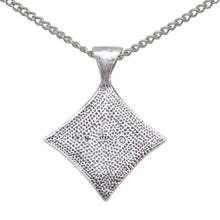 Load image into Gallery viewer, Cosmere Pendant - Silver - Badali Jewelry - Necklace