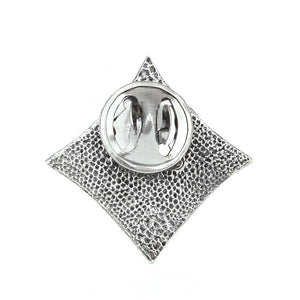 Cosmere Pin - Enameled Silver - Badali Jewelry - Pin