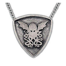 Load image into Gallery viewer, Cthulhu Crest Necklace - Badali Jewelry - Necklace