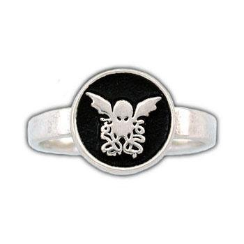 Cthulhu Signet Ring - Badali Jewelry - Ring
