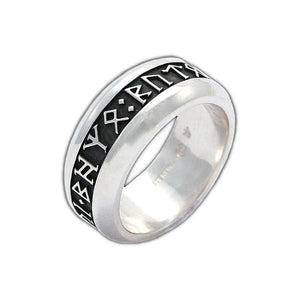 Custom CIRTH Dwarven Rune Ring - Badali Jewelry - Ring