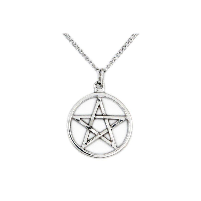 Elaine Mallory's Pentacle Necklace - Badali Jewelry - Necklace