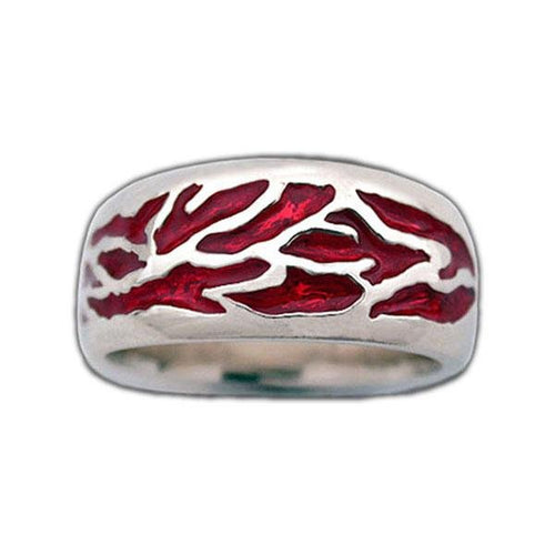 Elven Fire Band - Large/Gents - Badali Jewelry - Ring