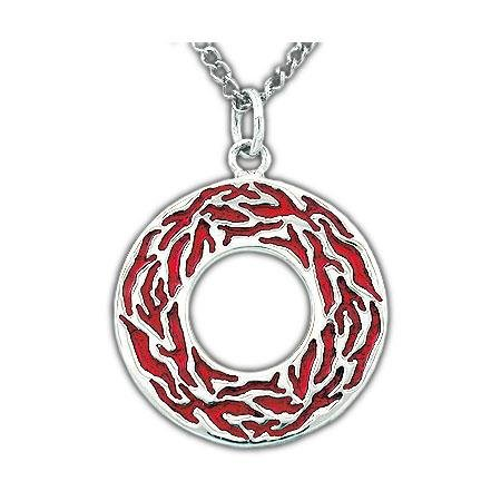 Elven Fire Necklace - Badali Jewelry - Necklace