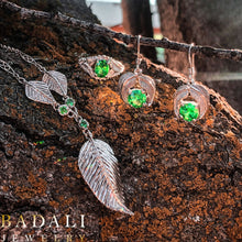 Load image into Gallery viewer, Elven Realms Earrings: RIVENDELL™, LOTHLORIEN™, MIRKWOOD™ - Badali Jewelry - Earrings