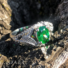 Load image into Gallery viewer, Elven Realms Ring: RIVENDELL™, LOTHLORIEN™, MIRKWOOD™ - Badali Jewelry - Ring