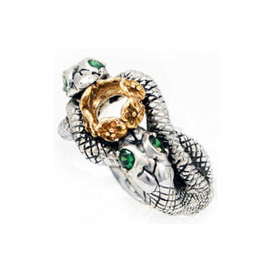 Engagement Ring of ARAGORN™ and ARWEN™ - Badali Jewelry - Ring