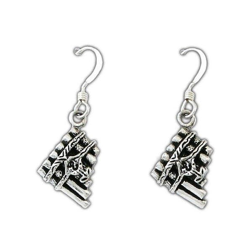 Eolian Talent Pipe Earrings - Badali Jewelry - Earrings