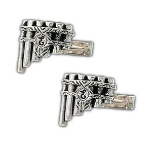 Eolian Talent Pipes Cufflinks - Badali Jewelry - Cufflinks
