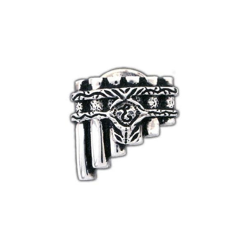 Eolian Talent Pipes Pin, Lapel Style - Badali Jewelry - Pin
