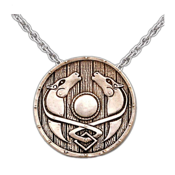 EOWYN™ Shieldmaiden Medallion - Badali Jewelry - Necklace