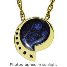 Load image into Gallery viewer, Fractalverse Necklace - Brass - Badali Jewelry - Necklace