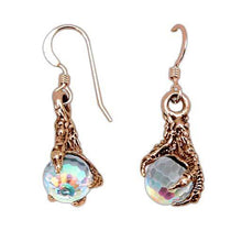 Load image into Gallery viewer, Gold ARKENSTONE™ Earrings - Badali Jewelry - Earrings