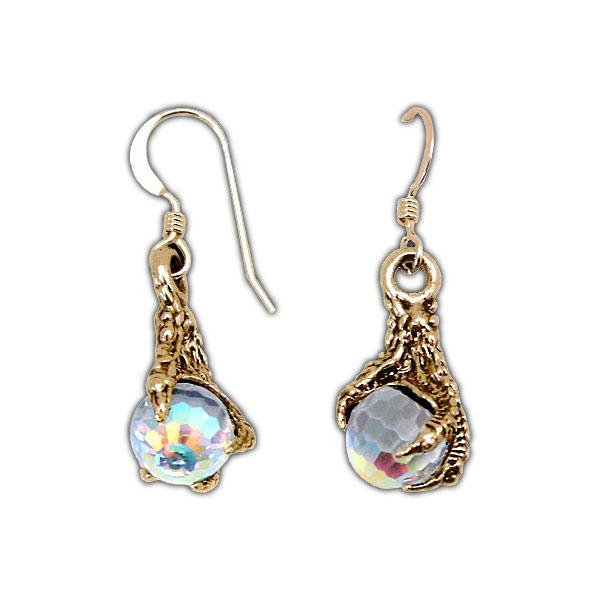 Gold ARKENSTONE™ Earrings - Badali Jewelry - Earrings