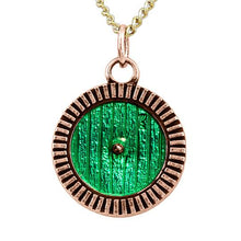 Load image into Gallery viewer, Gold BAG END™ Door Necklace - Badali Jewelry - Necklace