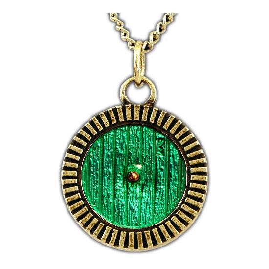 Gold BAG END™ Door Necklace - Badali Jewelry - Necklace