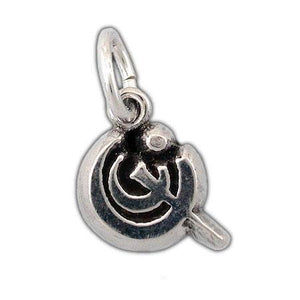 Gold Chromium Allomancer Charm - Badali Jewelry - Charm