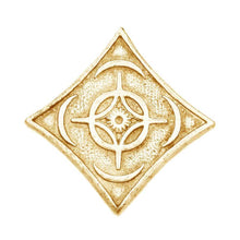 Load image into Gallery viewer, Gold Cosmere Pin - Holiday Exclusive - LIMITED TIME ONLY - Badali Jewelry - Pin