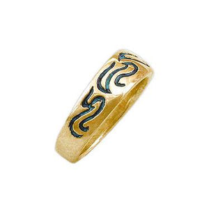 Gold Elven Air Band - Petite/Ladies - Badali Jewelry - Ring
