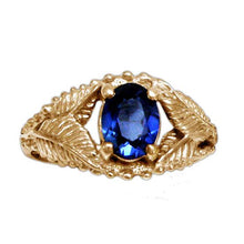 Load image into Gallery viewer, Gold Elven Realm Ring: RIVENDELL ™ MIRKWOOD ™ LOTHLORIEN ™ - Badali Jewelry - Ring