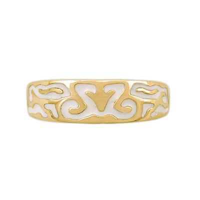 Gold Elven Spirit Band - Petite/Ladies - Badali Jewelry - Ring