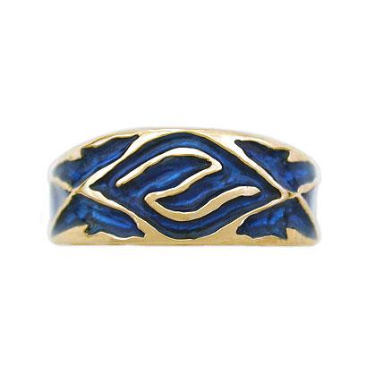 Gold Elven Water Band - Petite/Ladies - Badali Jewelry - Ring