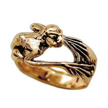 Load image into Gallery viewer, Gold GOLLUM™ Ring - Badali Jewelry - Ring