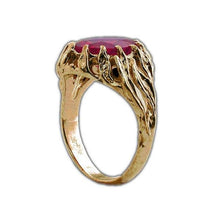 Load image into Gallery viewer, Gold Narya - The Ring of GANDALF™ - Badali Jewelry - Ring