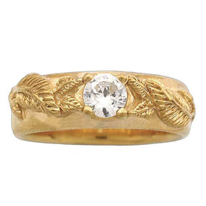 Gold NENYA™ - Gentlemen's MITHRIL™ - Badali Jewelry - Ring
