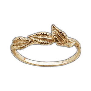 Gold NENYA™ Tracer Band - Badali Jewelry - Ring