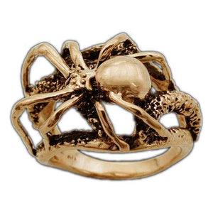 Gold SHELOB™ Ring - Badali Jewelry - Ring