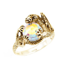 Load image into Gallery viewer, Gold SMAUG™ Ring - Badali Jewelry - Ring