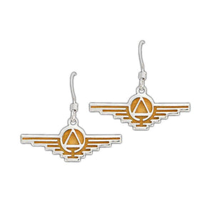 Gold Society Earrings - Badali Jewelry - Earrings