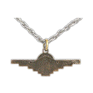 Gold Society Pendant - Badali Jewelry - Necklace