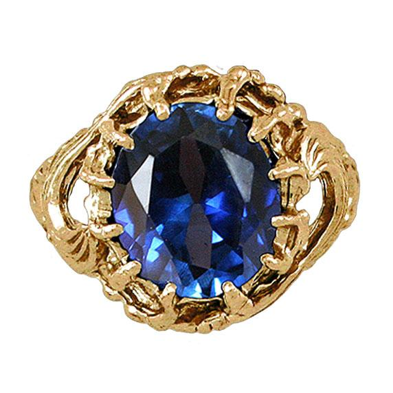 Gold VILYA - The Ring of ELROND™ - Badali Jewelry - Ring