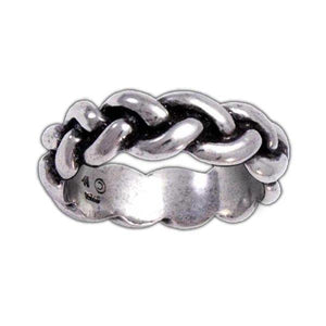 Harry Dresden's Braided Force Ring - Badali Jewelry - Ring