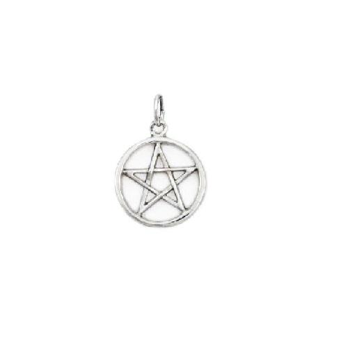 Harry Dresden's Pentacle Charm - Badali Jewelry - Charm