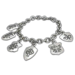 Harry Dresden's Shield Bracelet - Badali Jewelry - Bracelet
